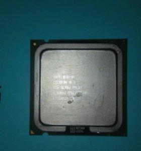 Процессор Intel Celeron D 336 Prescott 2800mhz