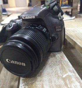 Canon EOS 1100D Kit EFS 18-55mm