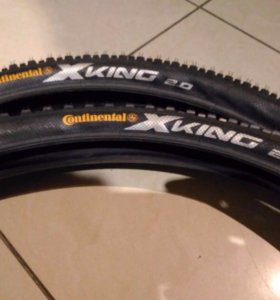 Велопокрышки Continental X-King Sport 2.0 26""