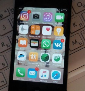 IPhone 4S и Explay Indigo