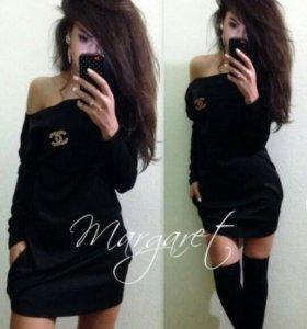 Платье новое Шанель
