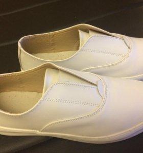 Слипоны Andgilo Savallini ботинки новые