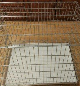 Клетка для маленьких собак