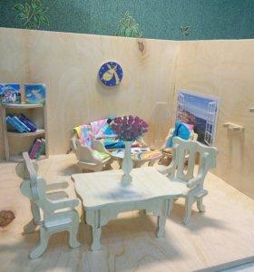 Комната для куклы