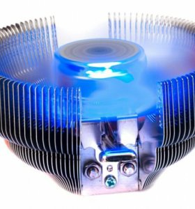 Кулер Zalman cpu cnps7500 alcu led Intel AMD новый