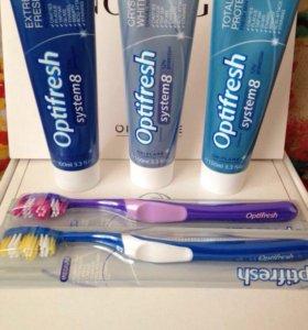 Зубная щётка орифлейм