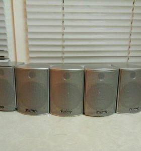 5 колонок elenberg