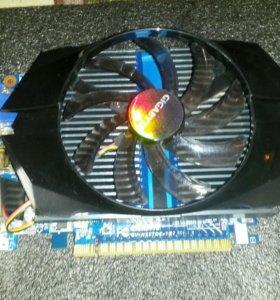 Мощная игровая видеокарта GTX 650 TI