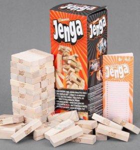 Дженга игра настольная