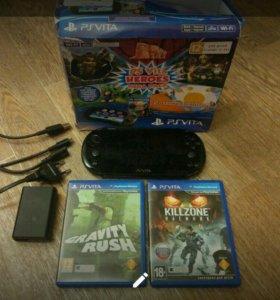 PlayStation Vita. ПС Вита.