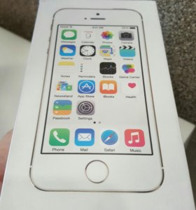 iPhone 5S, 32Gb, Новый. Возм торг.
