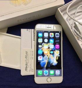 Айфон 6s 16гб золотой цвет. Состояние новое