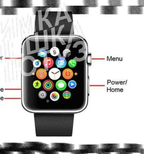 блютуз часы серия 2 Смарт часы-телефон GT08