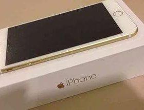 Apple iPhone 6+ 16gb gold Состояние новое телефона