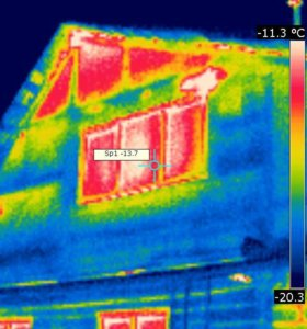 Проверка квартир коттеджей перед покупкой тепловиз