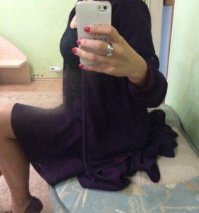 Костюм, бомбер и юбка