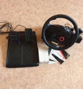 Руль игровой, Driving force GT