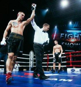 Персональный тренер по боксу и фитнессу