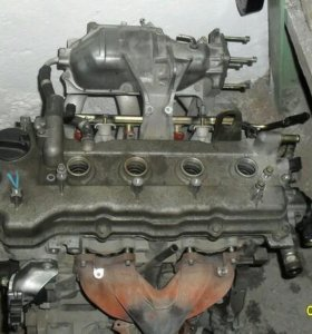 Двигатель нисан ад QG 15