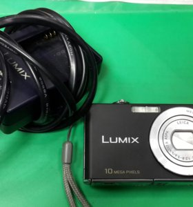 Фотоаппарат Panasonic Lumix DMC-FX35