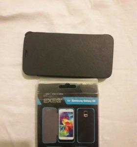 Чехол-аккумулятор для Самсунг Galaxy s5