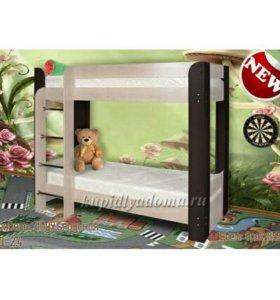 Кровать кд 2.4