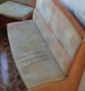 Кухонные диванчики