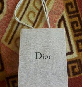 Подарочный пакет Диор Dior