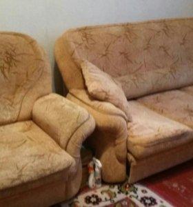 Кресло кровать и диван кровать