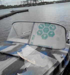 Стекло на лодку Обь, Казанка 5м, 5м2, 5м3, 5м4