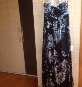 Платье в пол Mei mei