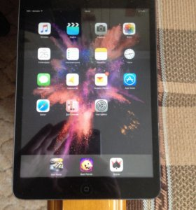 iPad mini 16 gb sim lte