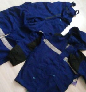 Летняя рабочая одежда