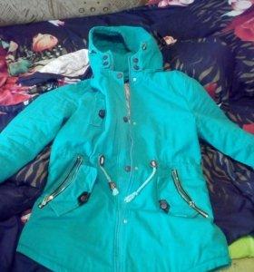 Куртка на сентепоне