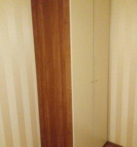 Шкаф двухдверный и тумба под ТВ