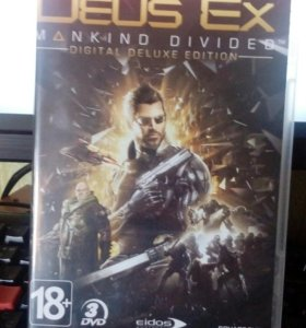 Deus Ex на пк
