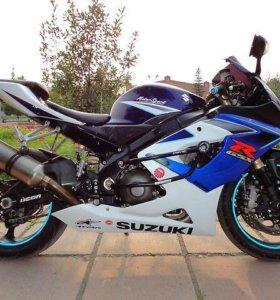 Мотоцикл Suzuki GSX-R1000
