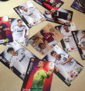Коллекционные карточки 2012-2014