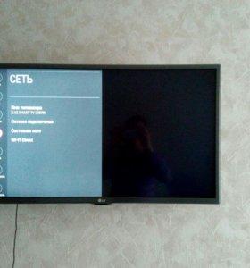 Телевизор LG. SMART TV