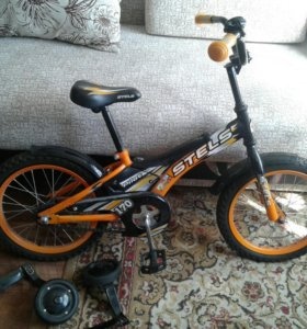 Детский велосипед STELS Pilot