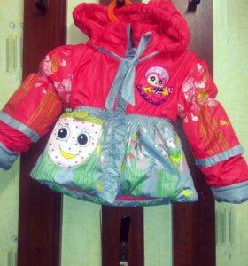 Весеняя курточка