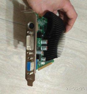 Видеокарта NVIDIA GE FORSE 9400GT