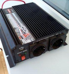 Преобразователь тока автомобильный