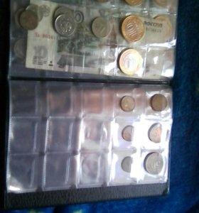 Продажа и обмен монетами