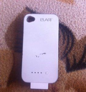 Павербанк для iPhone 4/4s