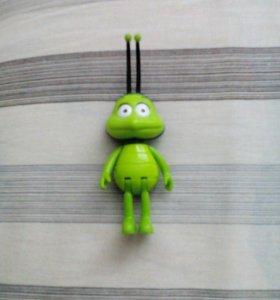 Игрушка из мультика пчёлка Мая