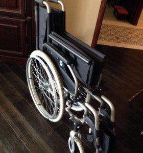 Инвалидное кресло - каляска VERMEIREN