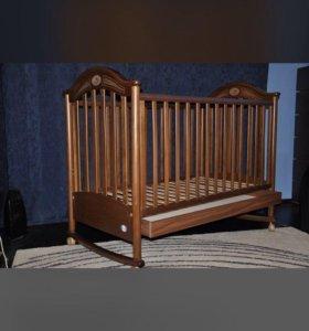 Кроватка Pali Charlotte