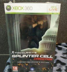 Cplinter cell convictions xbox 360