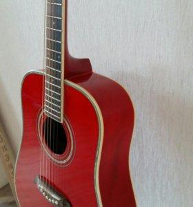 Гитара 3/4 Oscar Schmidt OG1 TR